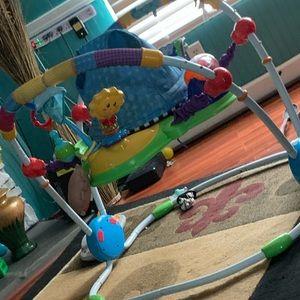 Baby bouncy fun